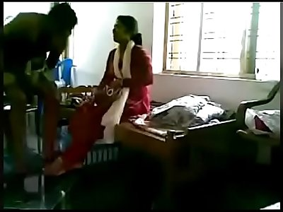 Nepali maid work in india
