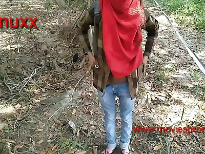 My hot girlfriend outdoor teenage romp fucking labia indian desi
