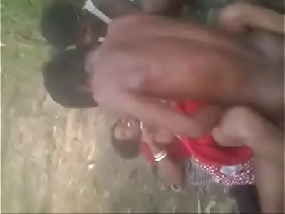 Desi Bhabhi Fuck Threesome Outdoor