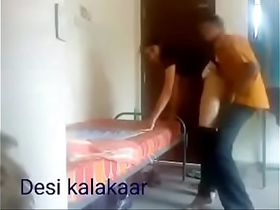 Hindi boy fucked girl in his house and someone record their fucking vid mms